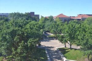 Academy Park - Above