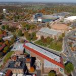 Purdue University Aeriel Photo