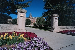 34 9707nUniv. Hall / Flowers '97 Gates