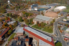 Aerial photos of Purdue University(Purdue News Service photos/Dave Umberger)